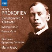 Album artwork for Prokofiev: Symphonies Nos. 1 & 2 / Alsop