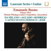 Album artwork for Guitar Recital / Emanuele Buono