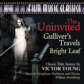 Album artwork for The Uninvited: Classic Film Music of Victor Young