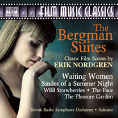 Album artwork for Nordgren: The Bergman Suites