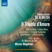 Album artwork for Almeida: Il Trionfo d'Amore