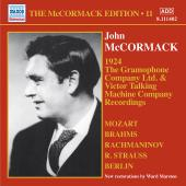Album artwork for John McCormack: The Gramophone Company Ltd. & Vict