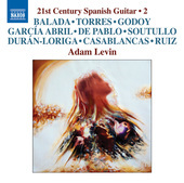 Album artwork for 21st Century Spanish Guitar, Vol. 2 / Levin