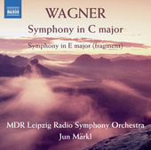 Album artwork for Wagner: Symphony in C Major