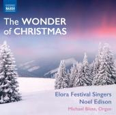Album artwork for Wonder of Christmas / Elora Festival Singers