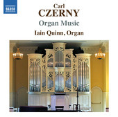 Album artwork for Czerny: Organ Music