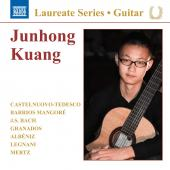Album artwork for Junhong Kuang - Guitar Recital