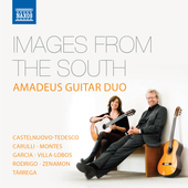 Album artwork for Images from the South / Amadeus Guitar Duo
