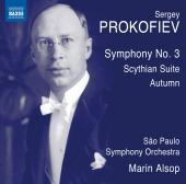 Album artwork for Prokofiev: Symphony No. 3, Scythian Suite