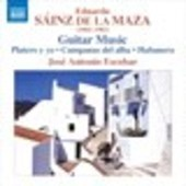 Album artwork for Sáinz de la Maza: Guitar Music