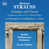 Album artwork for R. Strauss: Le bourgeois gentilhomme Suite & Ariad