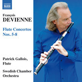 Album artwork for Devienne: Flute Concertos, Vol. 2