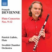 Album artwork for Devienne: Flute Concertos, Vol. 3