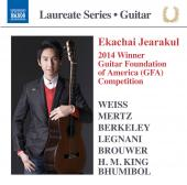 Album artwork for Guitar Recital: Ekachai Jearakul