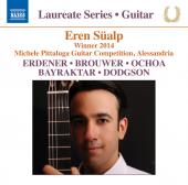 Album artwork for Guitar Recital: Eren Süalp