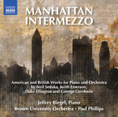 Album artwork for Manhattan Intermezzo