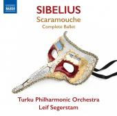 Album artwork for Sibelius: Scaramouche, Op. 71