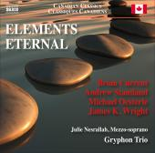 Album artwork for ETERNAL ELEMENTS (CANADIAN COMPOSERS)