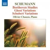 Album artwork for R. Schumann: Beethoven Studies - Ghost Variations