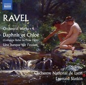 Album artwork for Ravel: Orchestral Works, Vol. 4