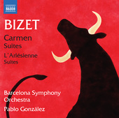 Album artwork for Bizet: Carmen & L'arlésienne Suites