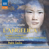 Album artwork for Carvalho: L'Angelica