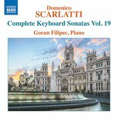 Album artwork for Scarlatti: Complete Keyboard Sonatas, Vol. 19
