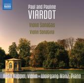 Album artwork for Pauline Viardot: Violin Sonatina - Paul Viardot: V