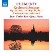 Album artwork for Clementi: Works for Piano