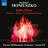 Album artwork for Moniuszko: Ballet Music