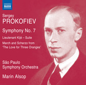 Album artwork for Prokofiev: Orchestral Works