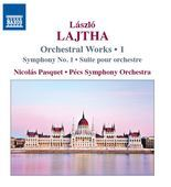 Album artwork for Lajtha: Orchestral Works, Vol. 1