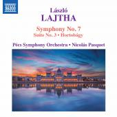 Album artwork for Lajtha: Symphony No. 7, Orchestral Suite No. 3 & H