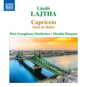 Album artwork for Lajtha: Capriccio