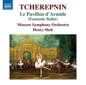 Album artwork for Tcherepnin: Le Pavillon d'Armide