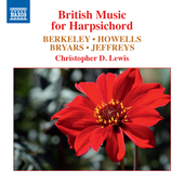Album artwork for British Music for Harpsichord