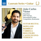 Album artwork for Guitar Recital: João Carlos Victor