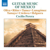 Album artwork for Guitar Music of Mexico