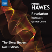 Album artwork for Hawes: Revelation, Beatitudes & Quantia Qualia