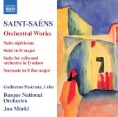 Album artwork for Saint-Saëns: Orchestral Works