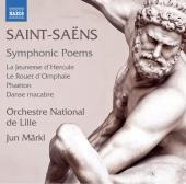 Album artwork for Saint-Saëns: Symphonic Poems