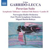 Album artwork for Celso Garrido-Lecca: Orchestral Works
