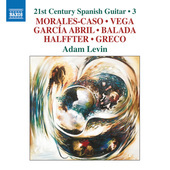 Album artwork for 21st Century Spanish Guitar, Vol. 3