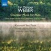 Album artwork for Weber: Chamber Music for Flute