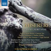 Album artwork for Mayr: Miserere & Litaniae lauretanae