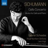 Album artwork for Schumann: Cello Concerto and Works for Cello & Pia