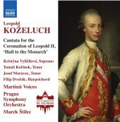 Album artwork for Koželuch: Cantata for the Coronation of Leopold I
