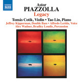 Album artwork for Piazzolla: Legacy