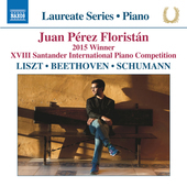 Album artwork for Juan Pérez Floristán / Piano Recital