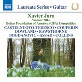 Album artwork for Xavier Jara Guitar Recital